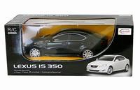 Дет. машина радиоупр.  Lexus IS 350 1:66
