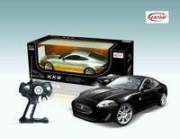 Дет. машина радиоупр.  Jaguar XKR 1:14