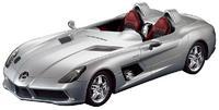 Дет. машина радиоупр. Mercedes-Benz SLR 1:12