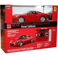 Дет. машина радиоупр.  Ferrari California 1:12