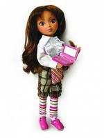 Кукла Умница Аня с дополнительным комплектом одежды  30 см
