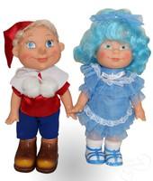 Кукла Друзья из сказки (35 см)