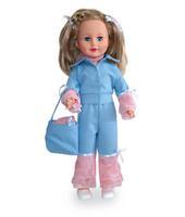 Кукла Людмила 2 (озвуч., 54 см)