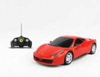 Дет. машина радиоупр. Ferrari F12 1:24