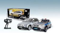 Дет. машина радиоупр. BMW X5 (полицейская) 1:14