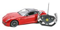 Дет. машина радиоупр. Ferrari 599 GTO 1:14