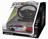 Дет. машина радиоупр. Audi R8 LMS Performance (с рулём управления) 1:14