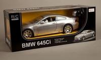 Дет. машина радиоупр. BMW 645Ci 1:10