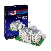 """Пазл объёмный """"Белый дом"""" (Вашингтон)"""" (64 элемента)"""