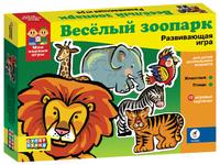 """Игра настольная  """"Веселый зоопарк"""""""