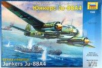 """Модель сборная для склеивания Самолет  """"Юнкерс 88А4"""""""