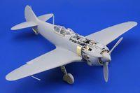 """Модели самолетов для склеивания самолет """"Ла-5ФН"""""""