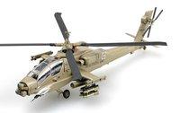 """Модели вертолетов для склеивания вертолет АН-64А """"Апач"""""""