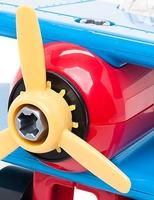 """Дет. игрушка-конструктор """"Разборный самолет"""""""