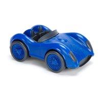 Дет. Гоночная машинка голубая (Green toys)