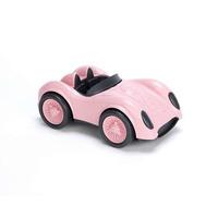 Дет.Гоночная машинка розовая (Greentoys)
