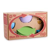 Набор детскийстоловой посуды  (Green toys)