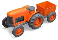 Оранжевый трактор (Green Toys)