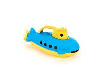 Дет. Подводная лодка желтая (Green toys)