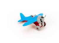 Детский Самолет голубой (Green toys)