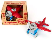Детский Самолет красный (Green toys)