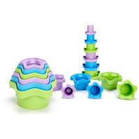 Стаканчики-пирамидки (Green toys)