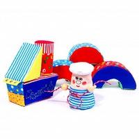 Дет. игрушка «Конструктор детский Морячок»