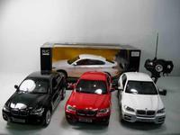 Дет. машина радиоупр.  BMW X6  1:14