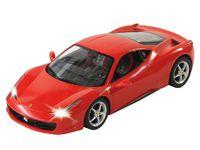 Дет. машина радиоупр. Ferrari 458 Italia 1:24