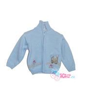 Детский вязаный костюм для мальчика