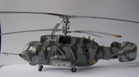 """Модели вертолетов для склеивания вертолет """"Ка-29"""""""