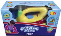 """Детский игрушечный утюг """"Помогаю Маме"""", в коробке"""