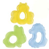 """Детское зубное кольцо Baby Nova охлаждающее """"Животные"""""""