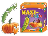 MAXI пазлы. Овощи 2