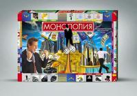 """Экономическая игра """"Монополия"""" (мал.)"""