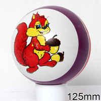 Мяч детский Рисунок №2 d-12,5 см
