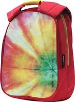"""Детский рюкзак """"Aquarelle"""" с отделением для ноутбука (красный)"""