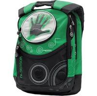 """Детский рюкзак """"Sensor"""" с отделением для ноутбука (зеленый)"""