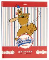 """Дневник школьный """"Scooby Doo"""" (для мл. классов, 48 л., твердая обложка)"""