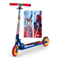 Детский самокат двухколесный Disney SPIDERMAN