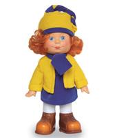 Кукла Веснушка  30 см
