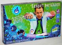 """Набор детский для химических эксперементов """"Секрет металлов. Секреты сумасшедшего профессора Николя"""""""