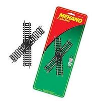 "Перекресток (45°) для железной дороги ""Mehano"" (F228)"