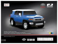 Радиоуправляемая машина 1:20 Toyota FJ Cruiser