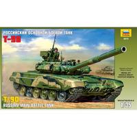 Модели танков для склеивания Танк Т-90