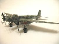 """Модели самолетов для склеивания самолет """"Юнкерс-88G6"""""""