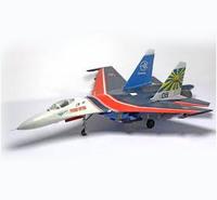"""Модели самолетов для склеивания самолет """"СУ-27"""""""