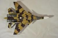 """Модели самолетов для склеивания самолет """"Су-37"""""""