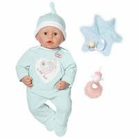 Кукла-мальчик с мимикой Baby Annabell