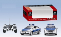 Дет. машина радиоупр. Mercedes-Benz Police 1:16
